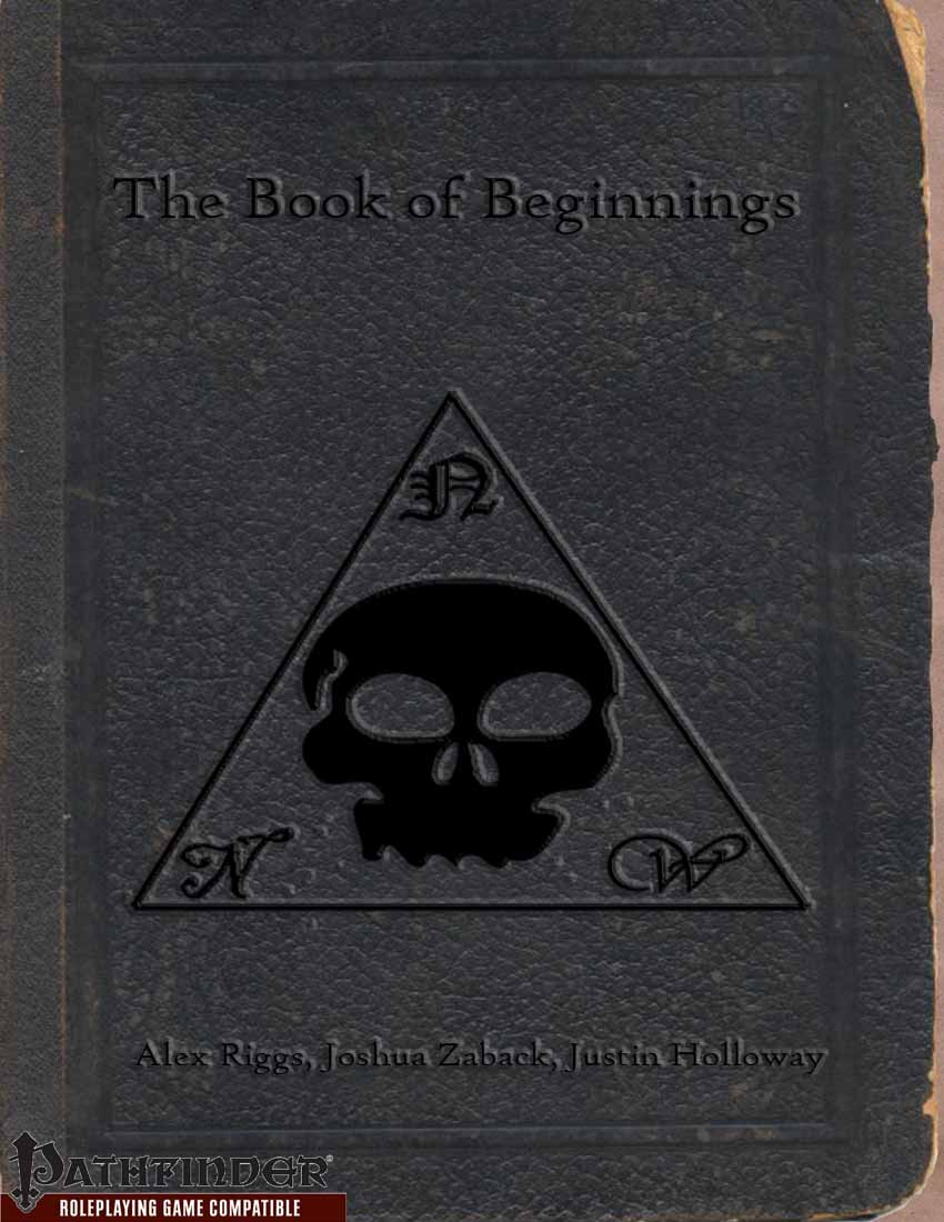 The Book of Beginnings